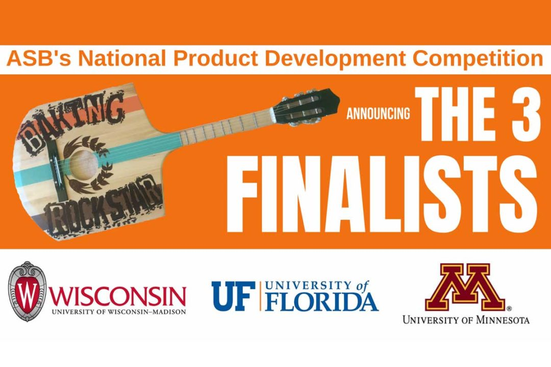American Society of Baking, Product Development Competition