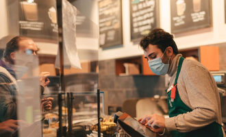 Starbucksmaskcoffeeorder lead
