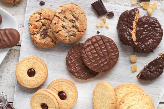 Biscuit International cookies
