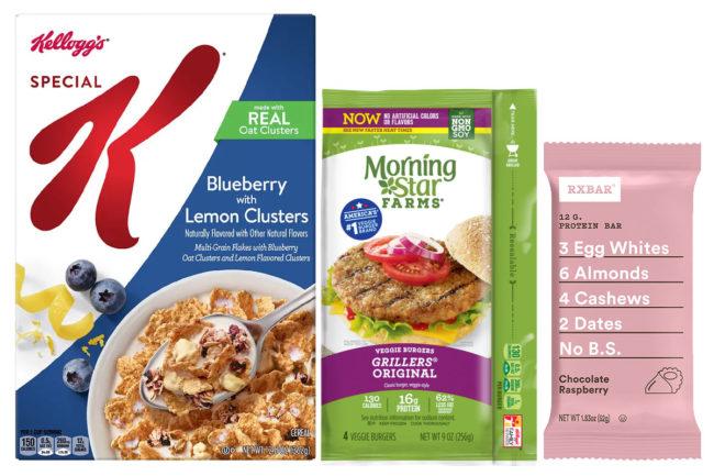 Kellogg products