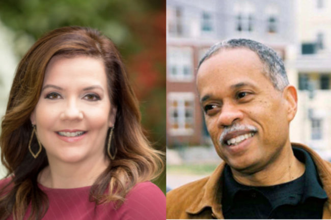 Mollie Ziegler Hemingway and Juan Williams