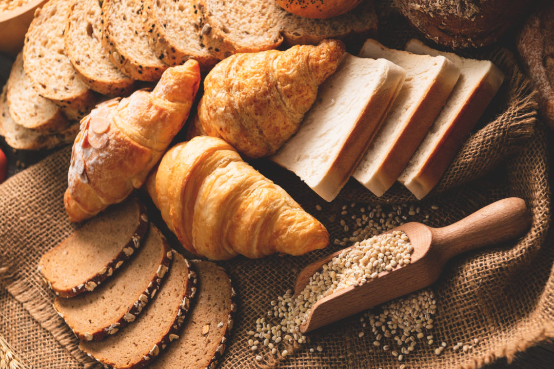 Whole grains products