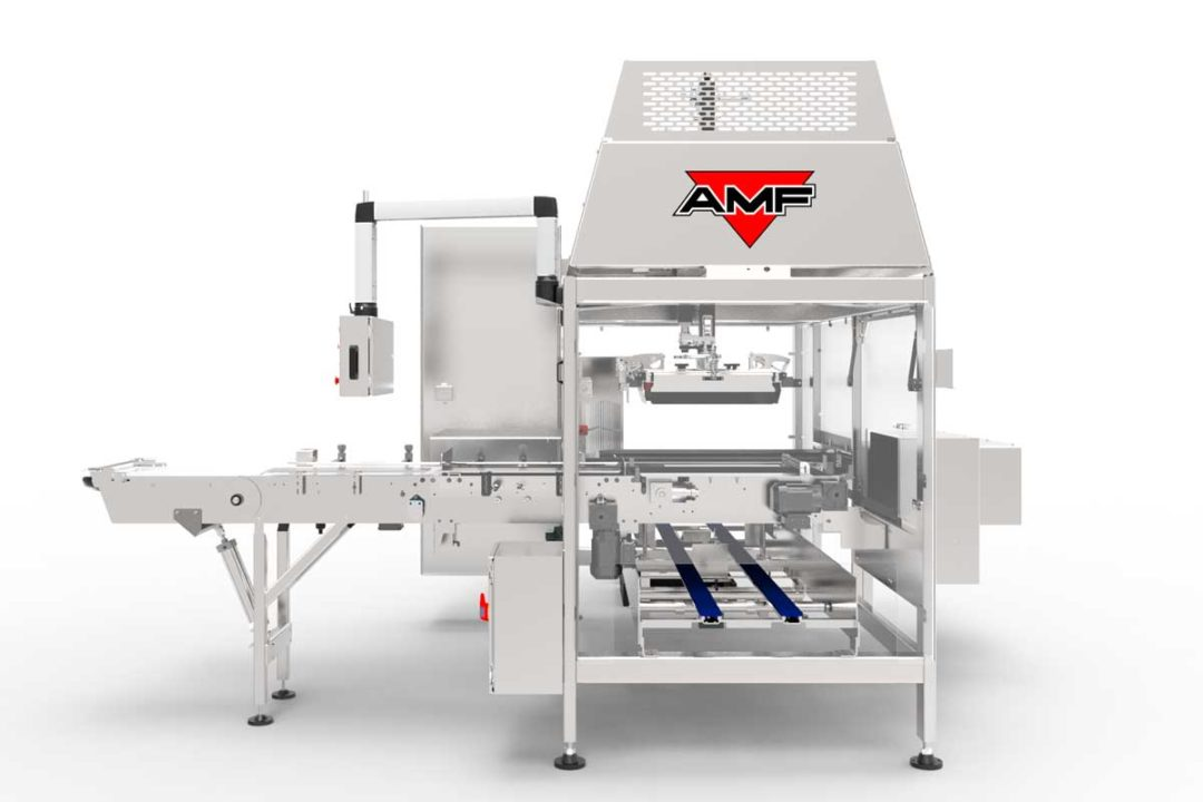 Amf bakery systems, pack loader