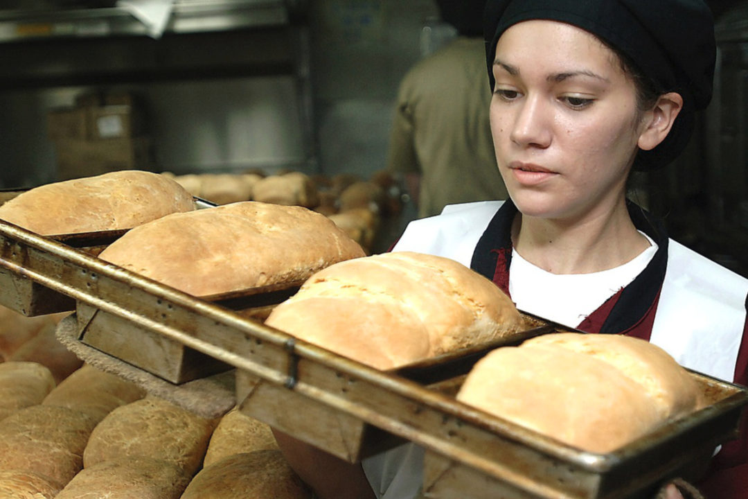 Aryzta bread manufacturing