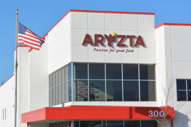 Aryzta distribution center