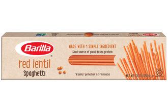 Barillaredlentilspaghetti lead