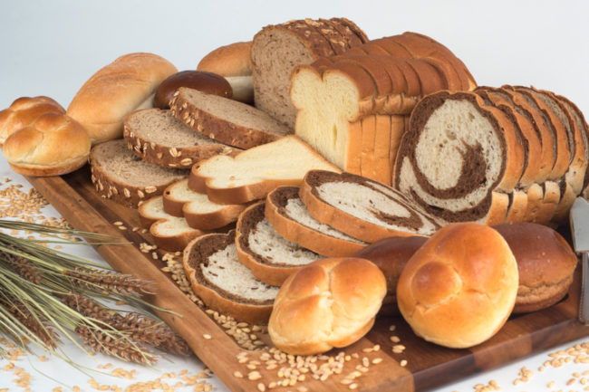 Engelman Baking Co. bread and rolls