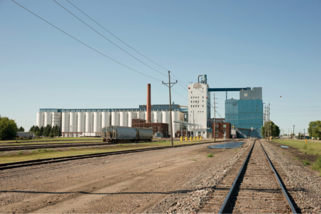 North Dakota Mill and Elevator