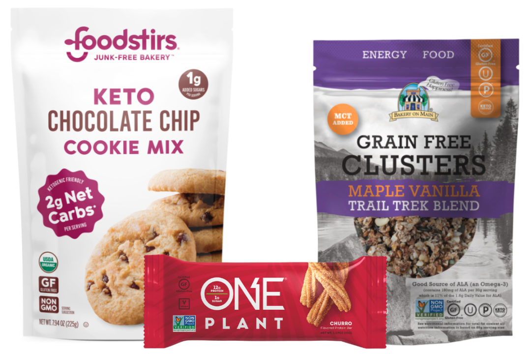 New products from Hershey, Bakery On Main, Foodstirs