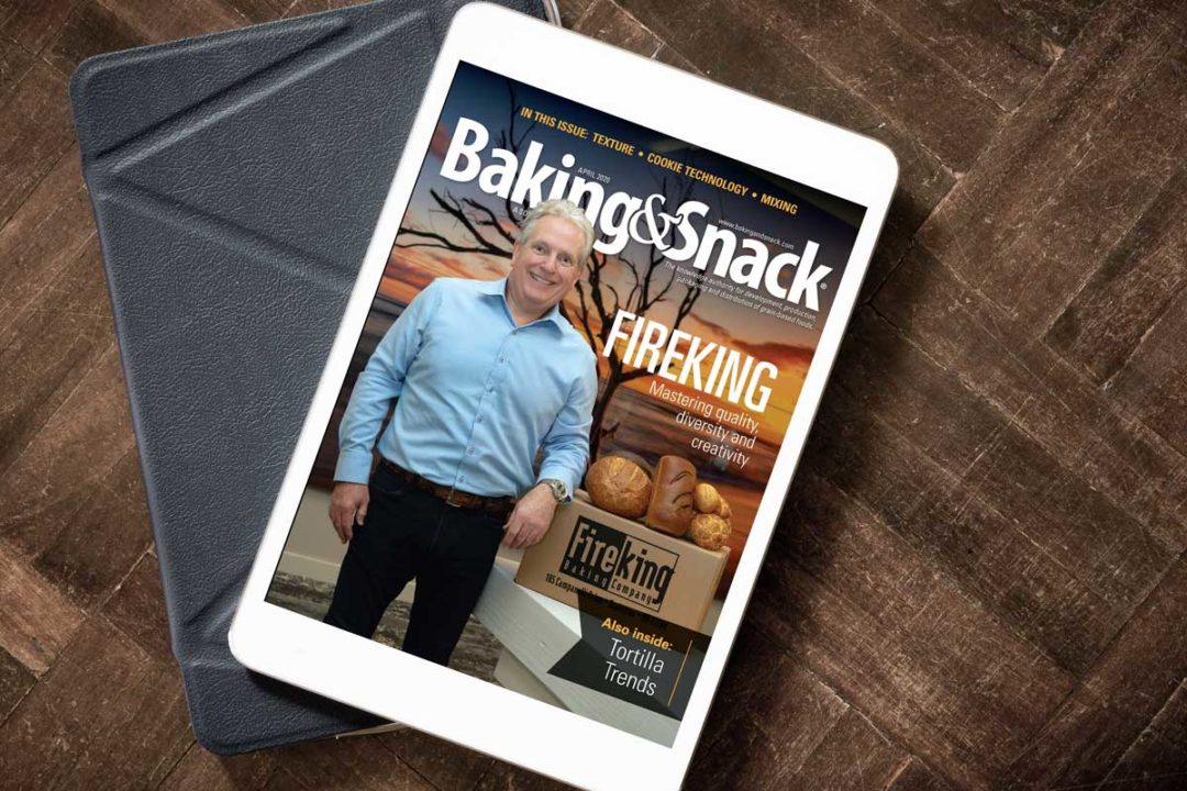 Baking & Snack April 2020