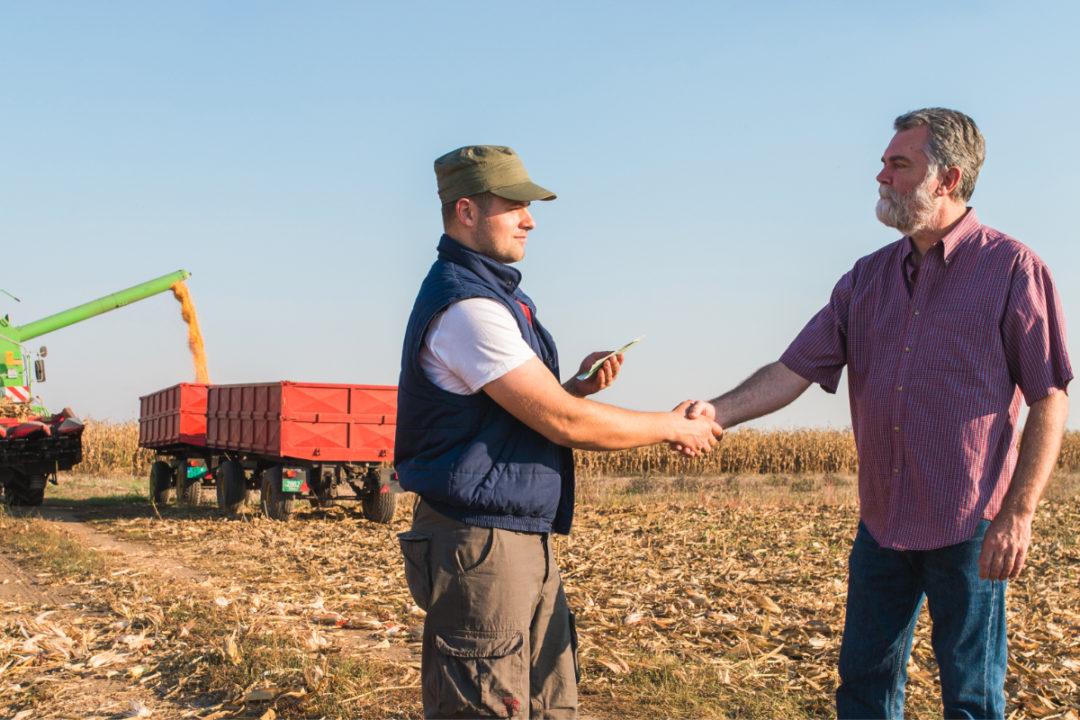 Farmer agreement