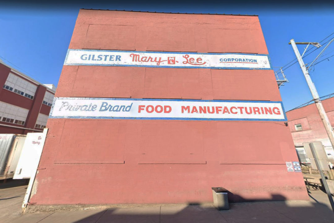 Gilster-Mary Lee plant in Chester, Illinois