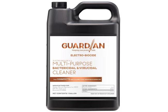 Guardian Electro-Biocide