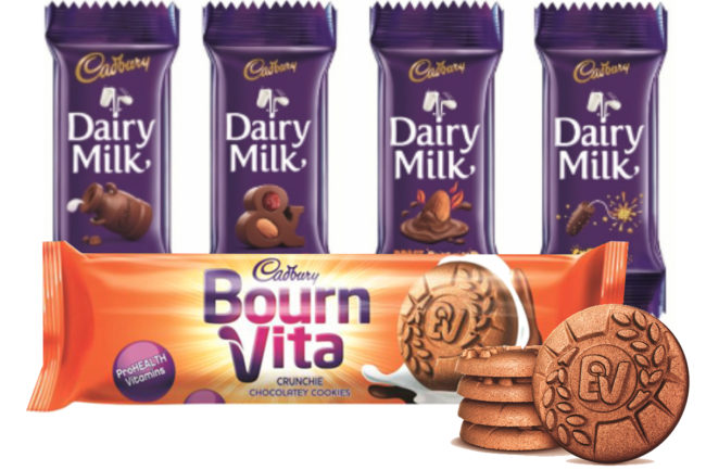 Mondelez India biscuits and chocolate