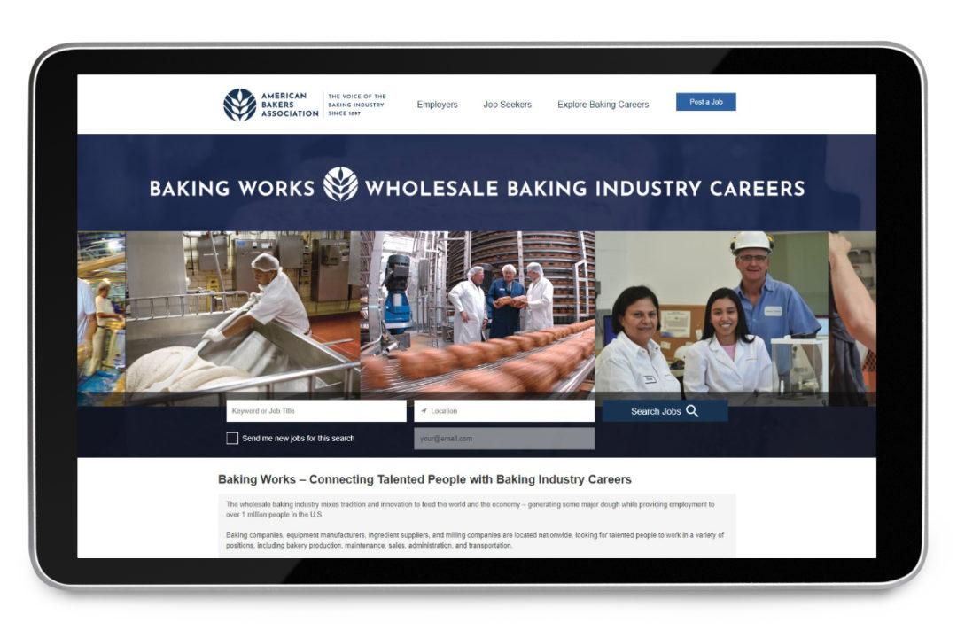 BakingWorks.org website