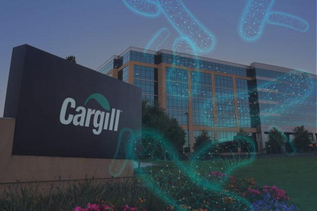 Cargill Eagle Genomics microbiome partnership