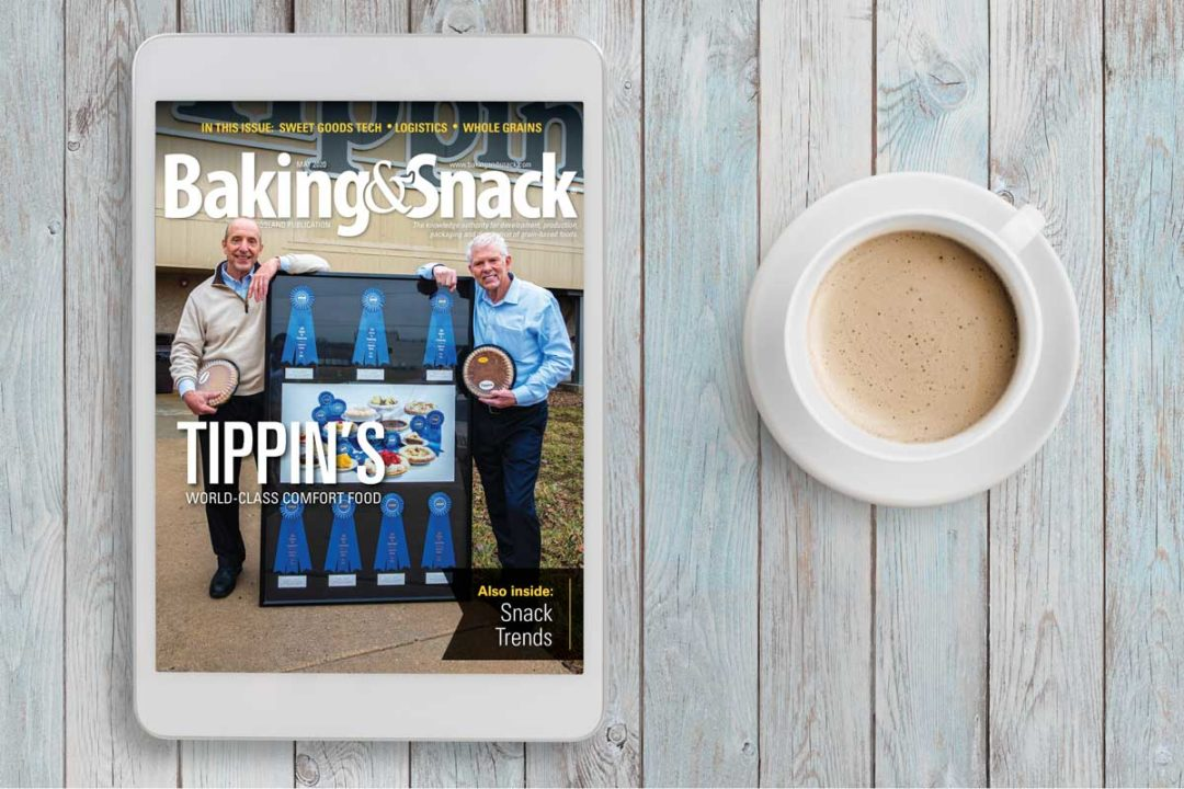 Baking & Snack May Issue