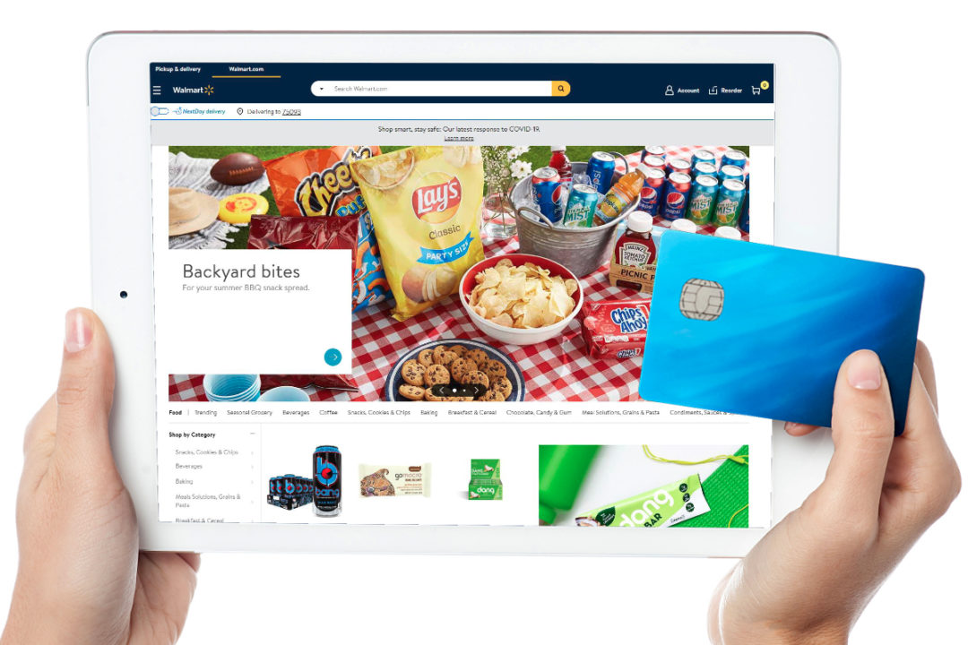 Walmart e-commerce