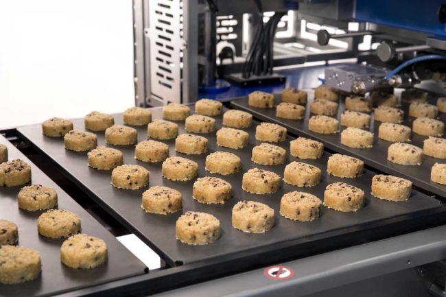 Minipan Cookies