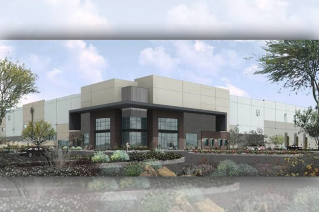 Ferrero GA facility