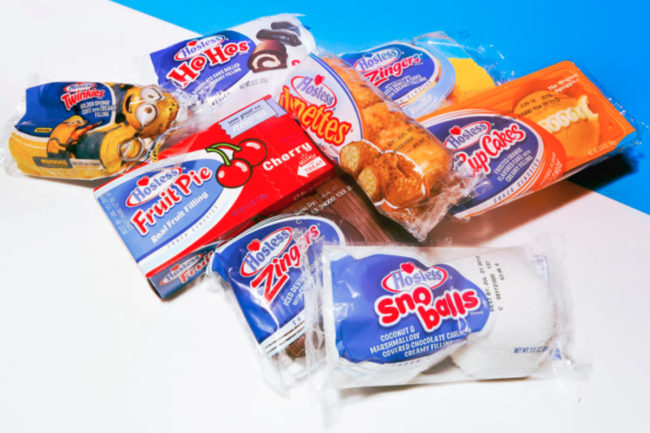 Hostess single-serve c-store snacks