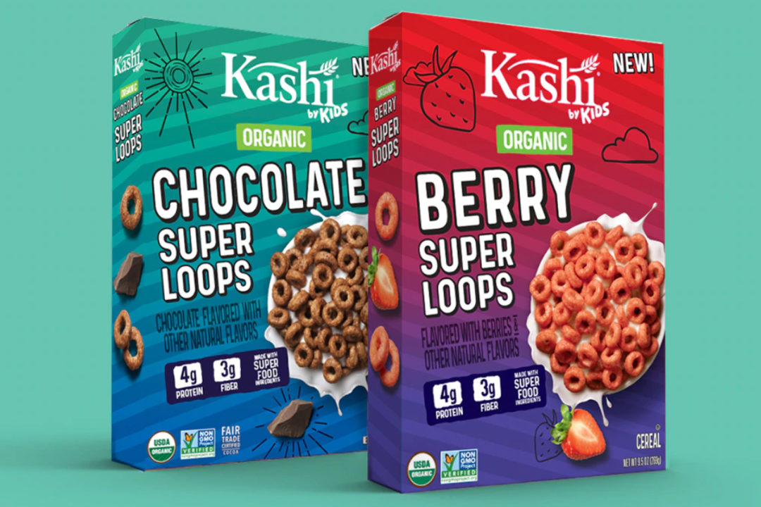 Kashi by Kids Super Loops Cereal