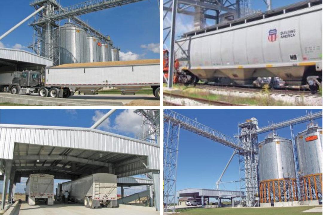 South Louisiana Rail Facility Louisiana rice mill