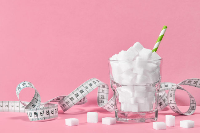 Sugar and weight management