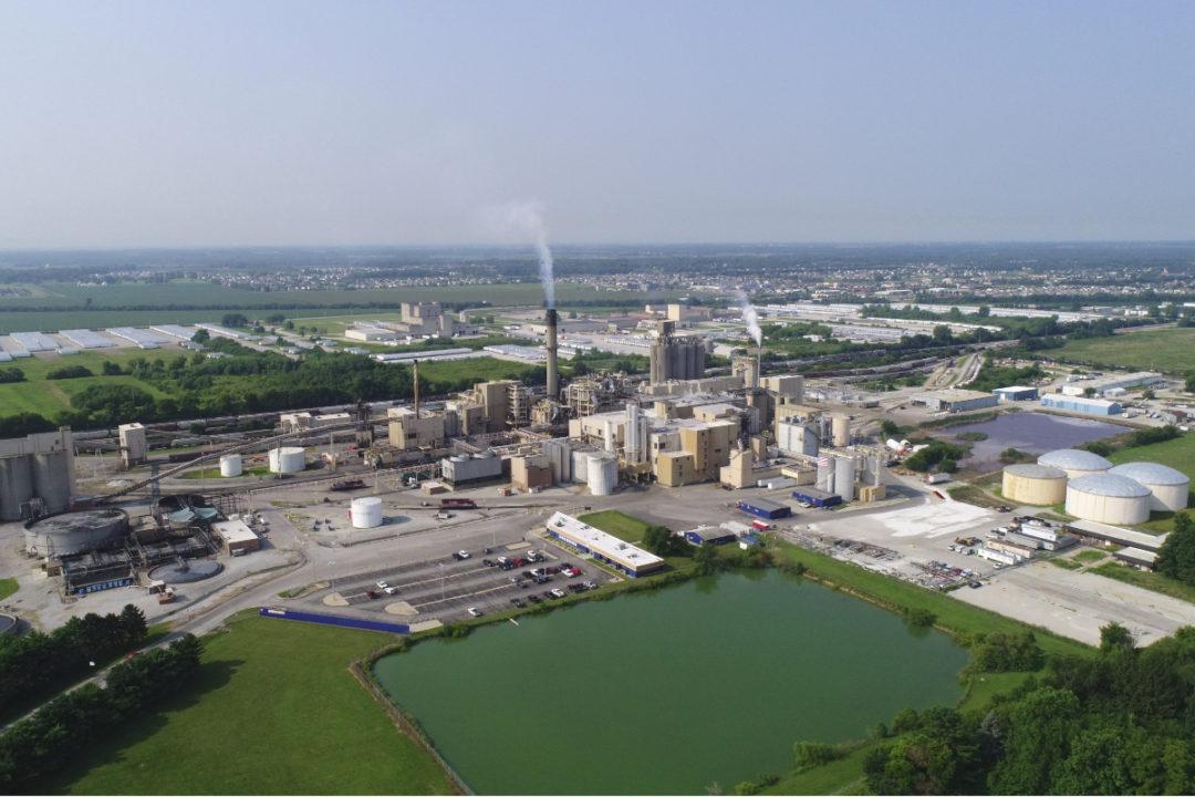 Tate & Lyle Lafayette, Indiana, facility
