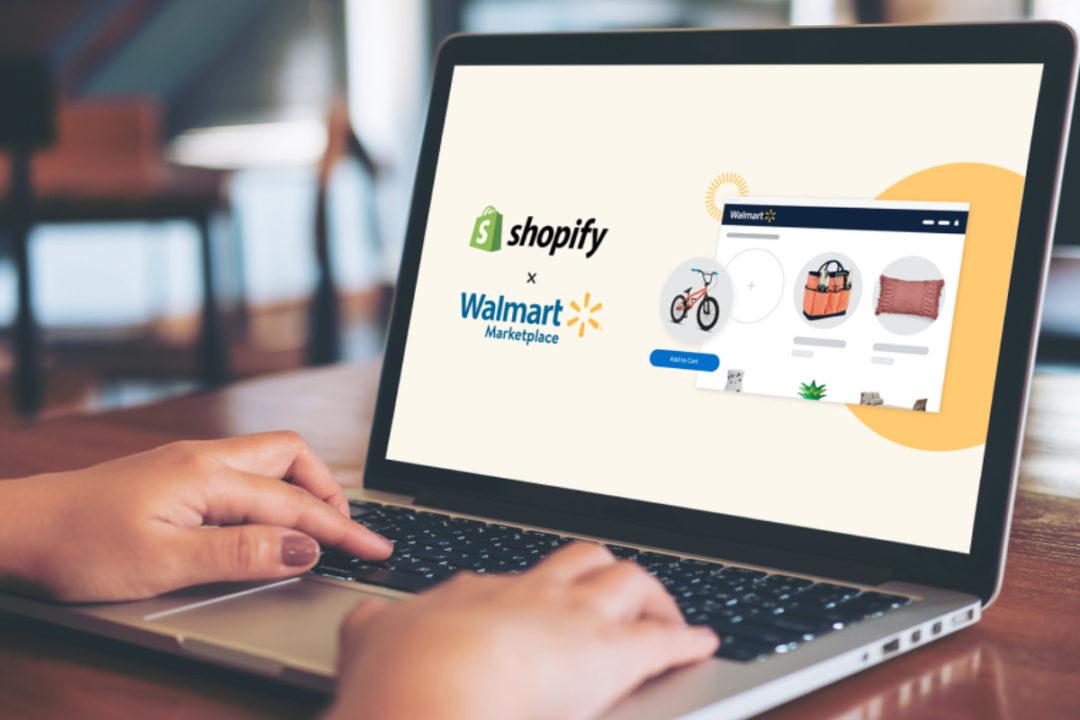 Walmart Marketplace e-commerce site