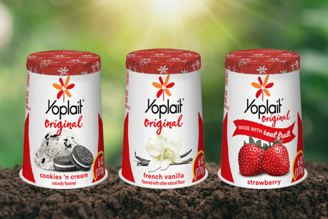 General Mills Yoplait regenerative agriculture