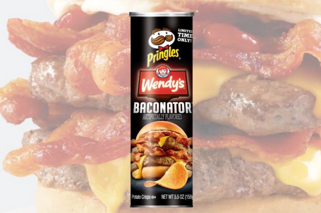 Pringles Baconator
