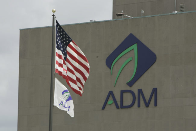 Archer Daniels Midland Co.'s headquarters in Chicago