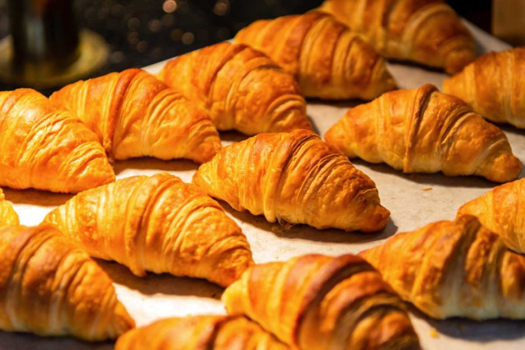 The Bakery Cos. croissants