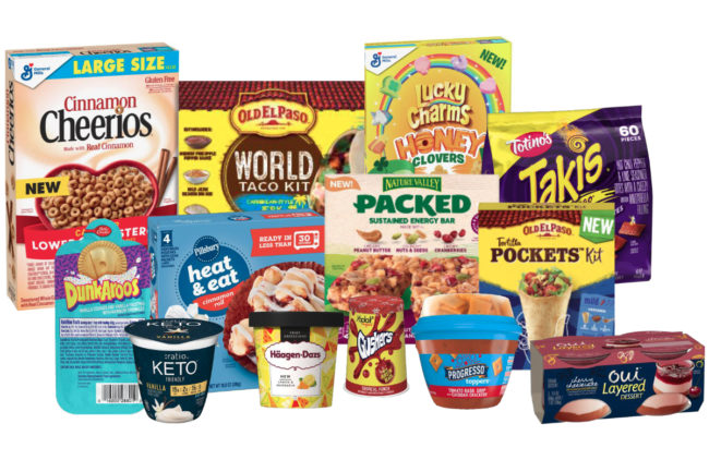 General Mills upcoming innovation