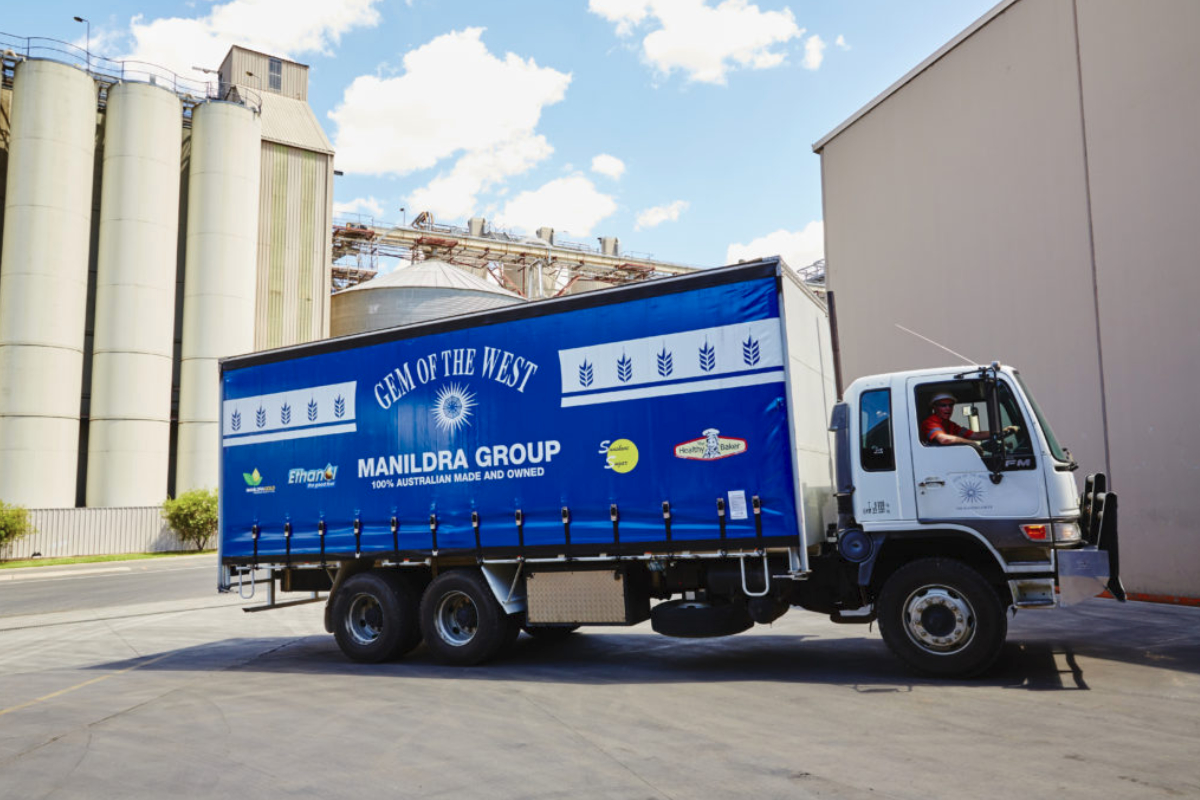 Manildra Group truck