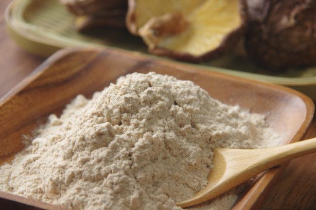 Mushroom powder