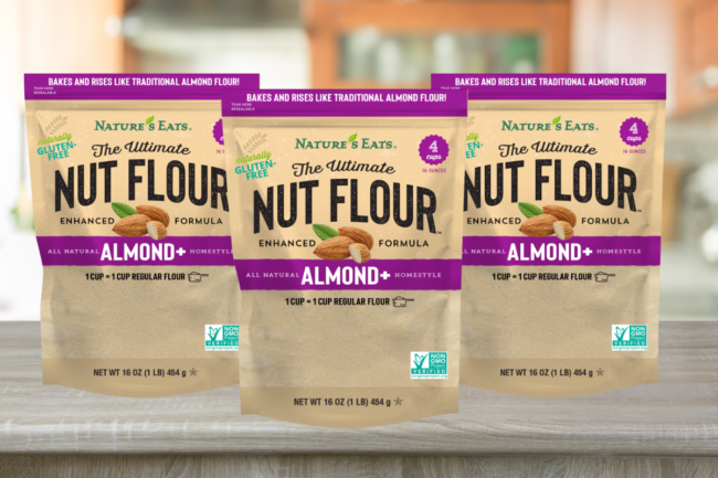 Nature's Eats almond flour