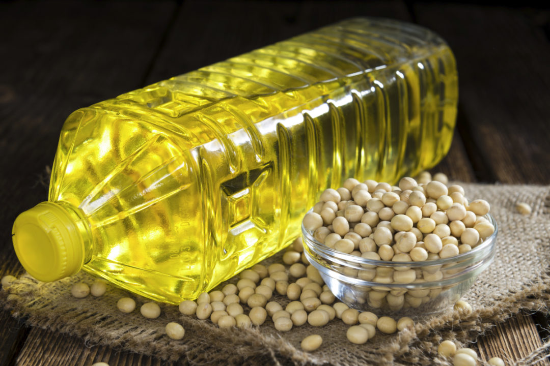 Soybeans and soybean oil