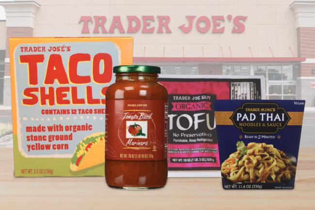 Trader Joe's racist packaging