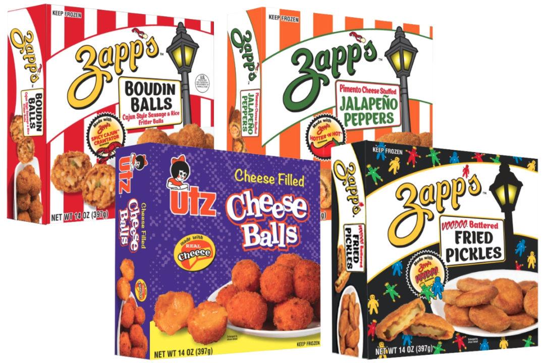 Utz Brands, Inc. appetizers