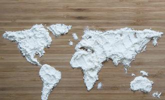 Wheat flour lead