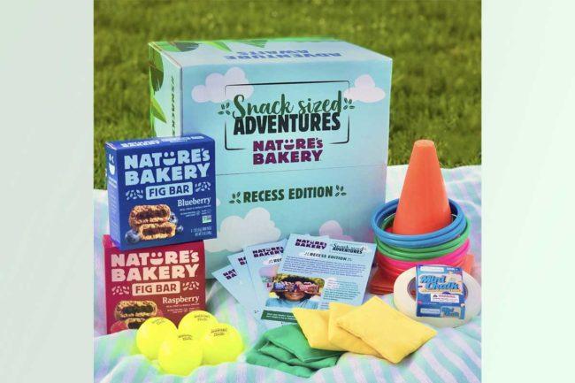 Nature's Bakery, Recess Kits