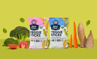 Lesserevil veggie sticks lead