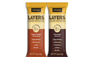 Rx bar layers lead