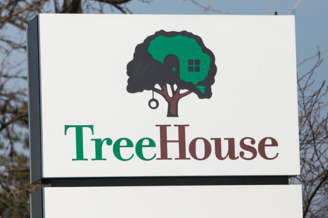 TreeHouse Foods headquarters