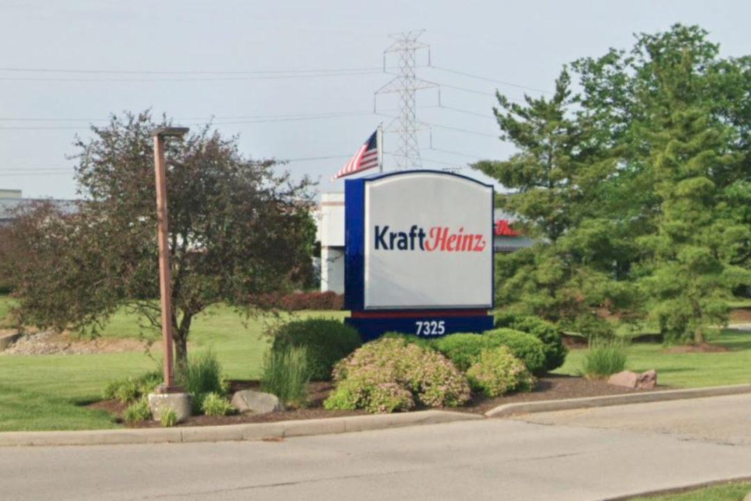 Kraft Heinz facility in Mason, OH