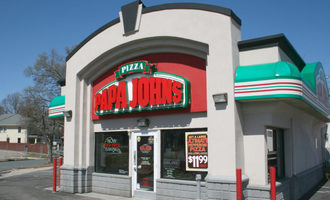 Papajohns lead