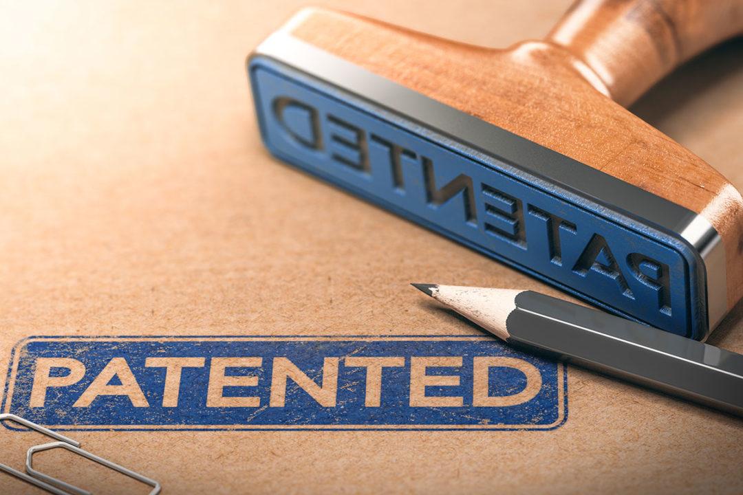 Baking design patents