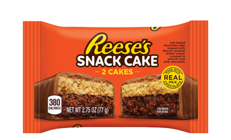 Reeses snack cake lead